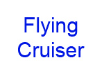 Flying Cruiser S Jollen Persenning